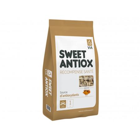 Friandise cheval Sweet Antiox récompense santé VIA 1kg