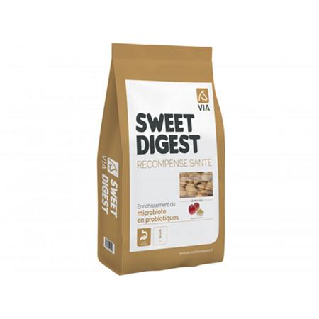 Friandise cheval Sweet Digest VIA 1kg