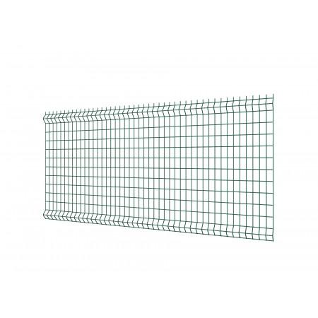 Panneau de clôture rigide BricoHercules Plus® vert 100x250