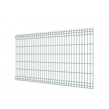 Panneau de clôture rigide EcoPlus vert 100x200 cm