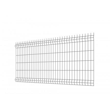 Panneau de clôture rigide H 1.20m Hercules®Plus Gris