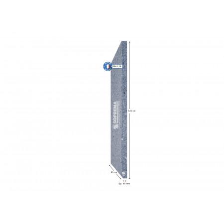Panneau isolant laine coton PAVATEXTIL® 120 x 60 R = 1.15