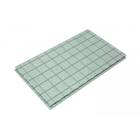 Panneau Oxxo base 99,5 x 60,4 x 2,2 gris
