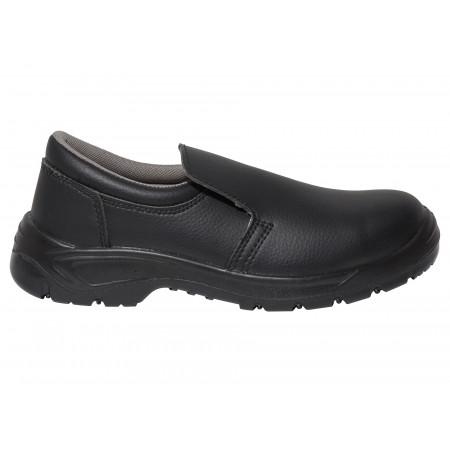Chaussures de sécurité basses Sugar S2 PARADE noir