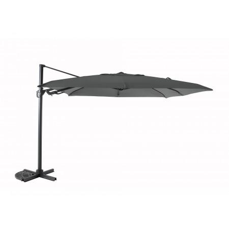 Parasol déporté Anthracite