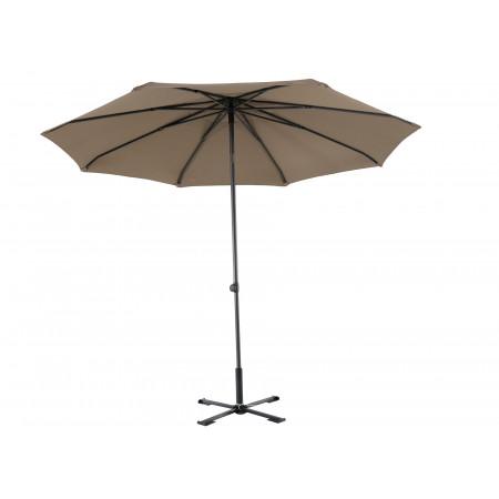 Parasol Umbrella Lite D.3m taupe