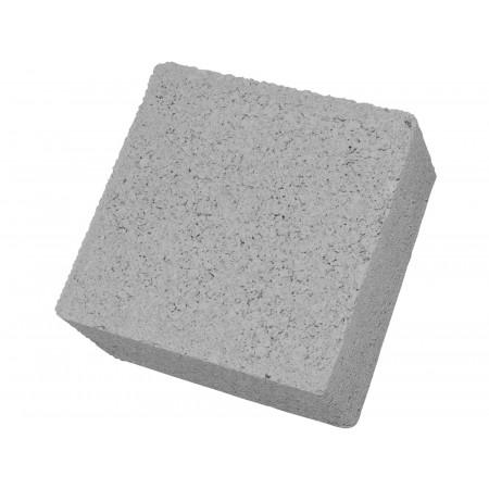 Pavé 15x15cm gris