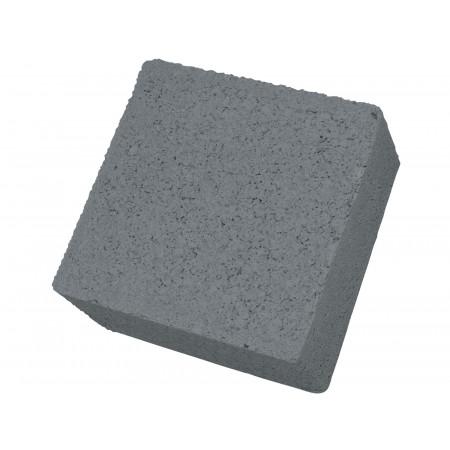 Pavé 15x15cm gris ardoise
