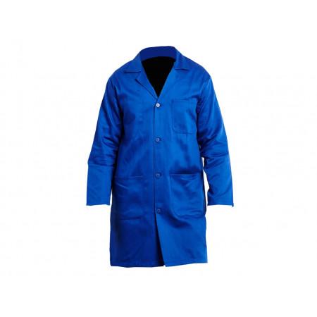 Blouse bleu bugatti en coton à boutons
