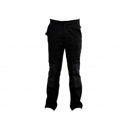 Pantalon de travail Typhon avec cordura Noir