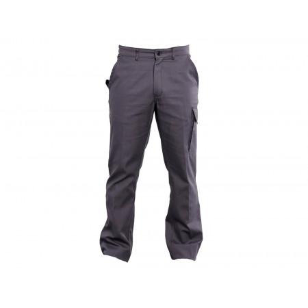 Pantalon de travail Typhon polycoton Gris