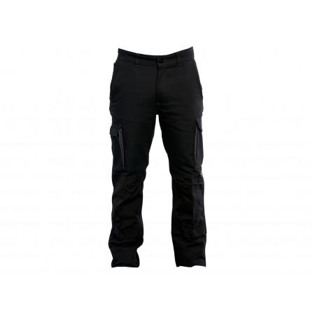 Pantalon de travail Typhon+ polycoton Noir/gris