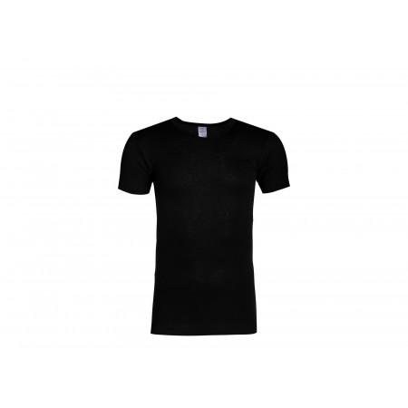 T-Shirt Thermorégulant manches courtes noir