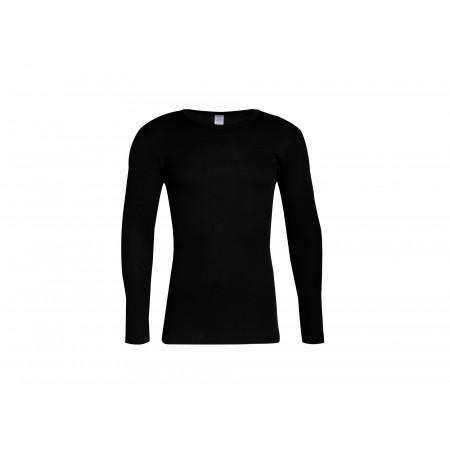 T-Shirt Thermorégulant manches longues noir