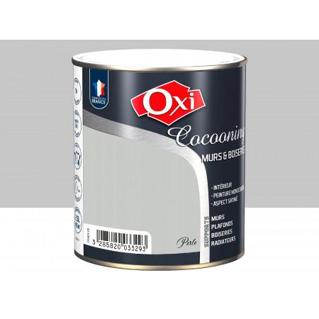 Peinture acrylique murs et boiseries Perle 2,5L