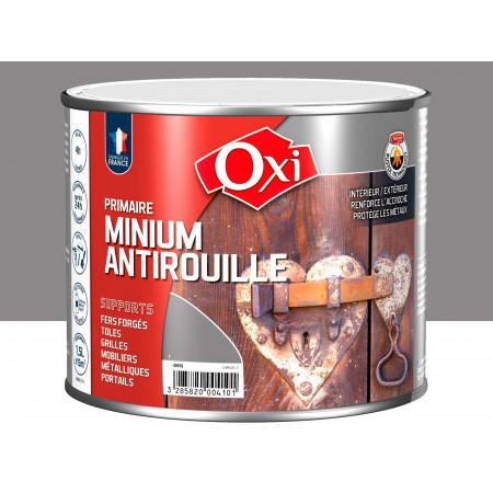 Peinture fer et anti rouille Minium gris CR2 1 ,5L