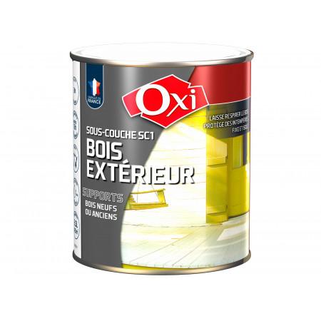 Peinture sous-couche bois extérieur SC1 2,5L OXI