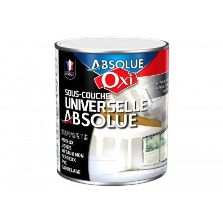 Peinture sous couche universelle Absolue Blanc 1L