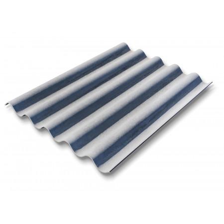 Plaque ondulée fibres ciment 200x92cm