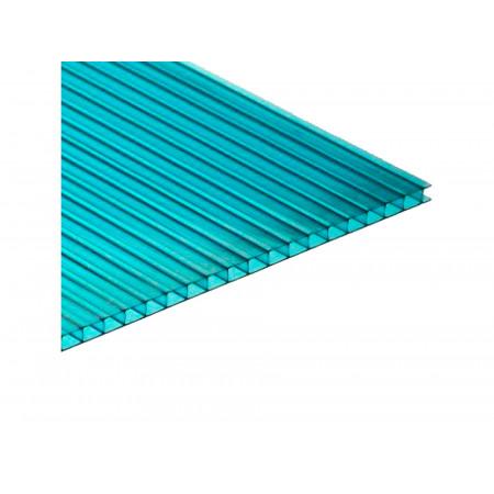 Plaque polycarbonate alvéolaire 200x100cm 4mm