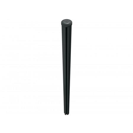 Poteau Quickfix® gris 2,35m