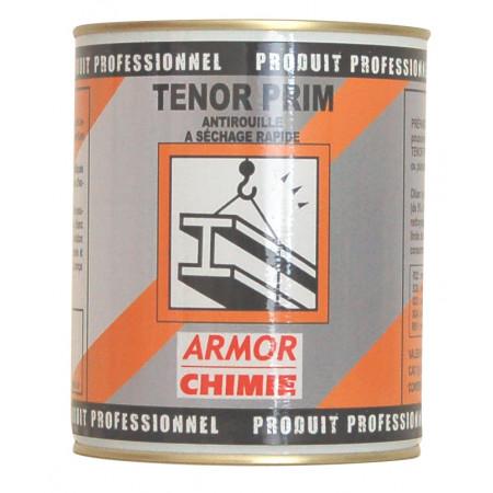 Primaire antirouille Tenor Prim 1kg Gris