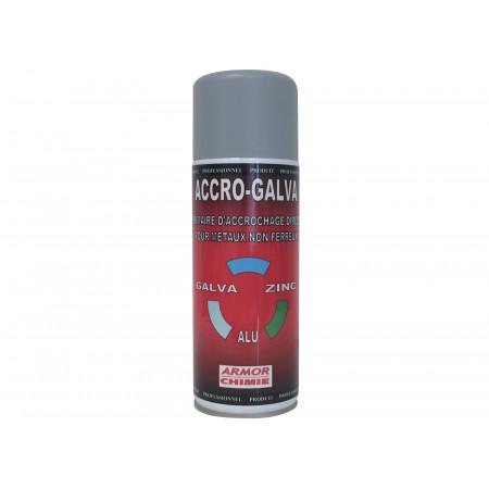 Primaire métaux non ferreux ACCRO GALVA 400ml