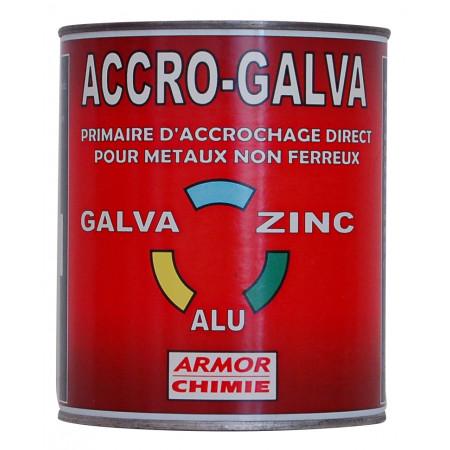 Primaire métaux non ferreux ACCRO GALVA 750ml