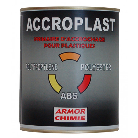 Primaire plastiques ACCRO PLAST 750ml