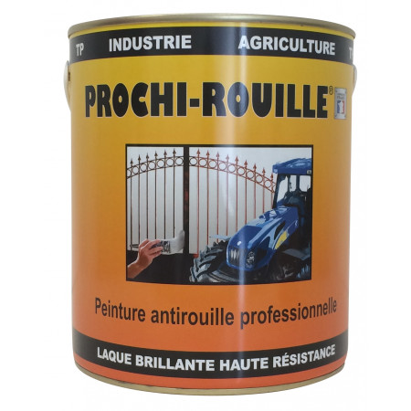 PROCHIROUILLE 2,5L Orange Renault 1202