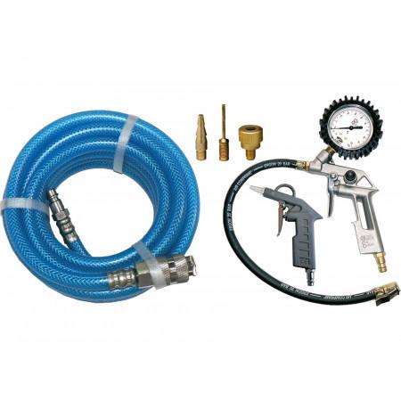 Kit compresseur 6 accessoires