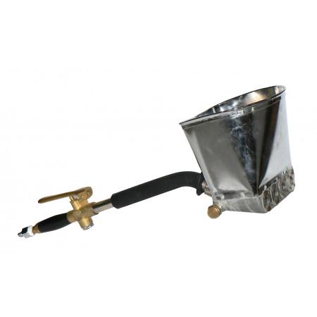 Projeteur enduit mortier pour compresseur
