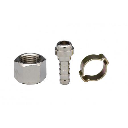 "Adaptateur tuyau 1/4"" Femelle Ø 6 mm X2"