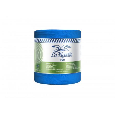 Ficelle agricole bleu LA MOUETTE 750
