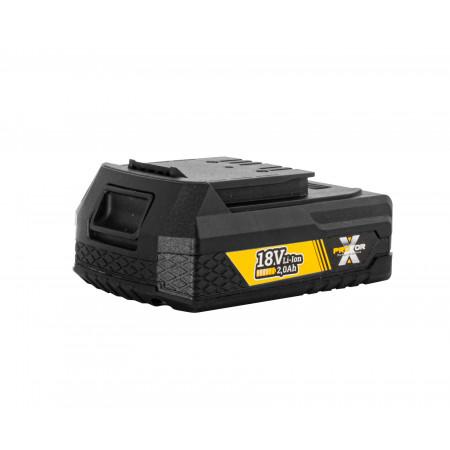 Batterie électroportatif 18V 2Ah PROFOR BA-1820B