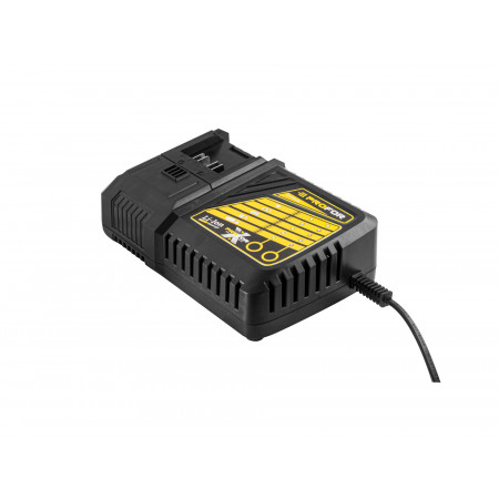 Chargeur de batterie rapide PROFOR 18V 5Ah
