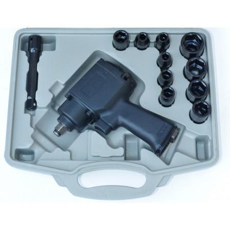 """Coffret clé à choc pneumatique 1/2"""" compacte PROFOR"""