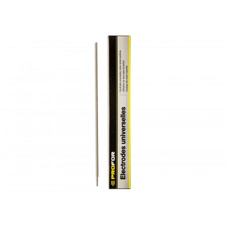 Electrode rutile universelle Ø 2,5 x 350 mm