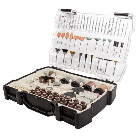 Mallette 239 accessoires pour mini-outil multifonctions