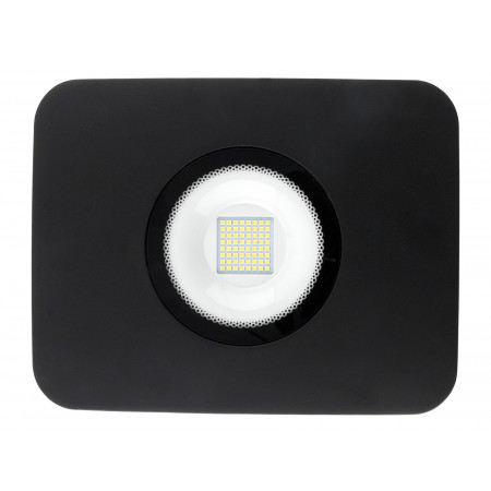 Projecteur Led 70W 5600lm 6500K IP65 noir