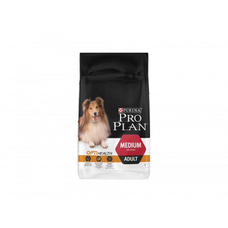 Croquettes chien medium adulte PROPLAN 7kg