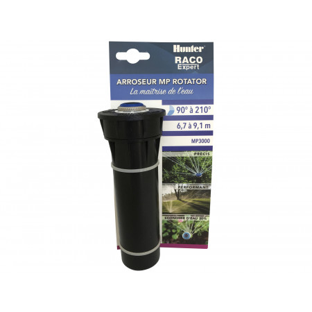 Arroseur MP 3000 90-210° bleu