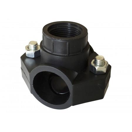 Collier de prise en charge ø25mm 15x21