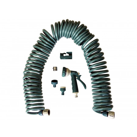 Kit complet tuyau extensible 15M