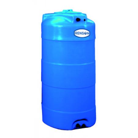 Cuve stockage d'eau verticale 1000L