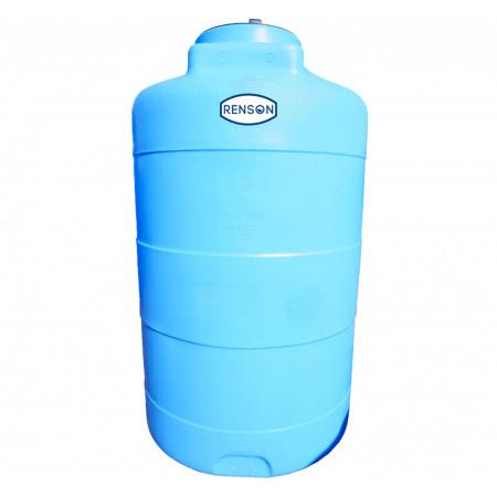 Cuve stockage d'eau verticale 2000L