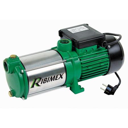 Pompe à eau de surface multi-cellulaire 5 turbines inox