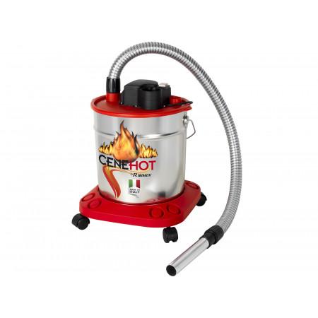 Aspirateur à cendres chaudes 18L 950W