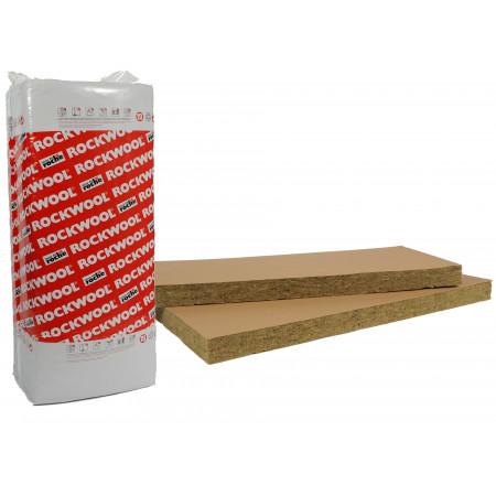 Panneau laine de roche semi-rigide ROCKMUR KRAFT ép. 45mm