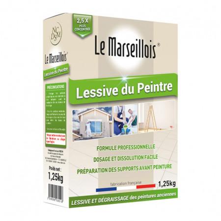 Lessive du peintre 1,25kg LE MARSEILLOIS